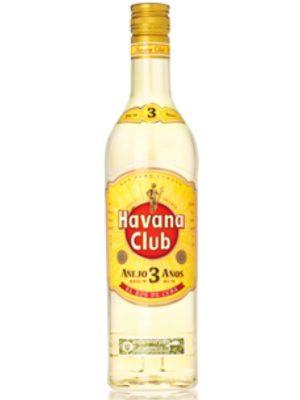 Havana Club 3 jaar