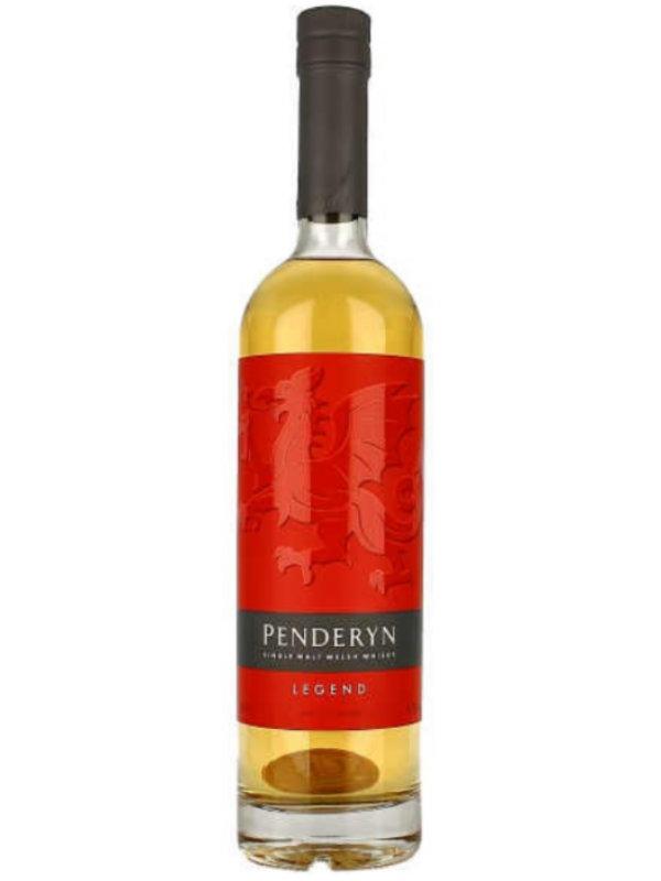 Penderyn Legend Wales Whisky