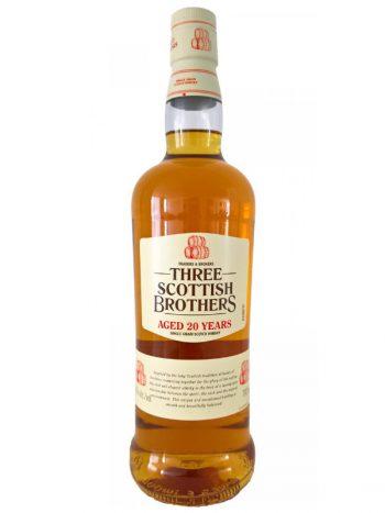 Three Scottish Brothers 20 jaar