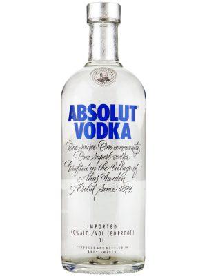 Absolut Blauw Vodka