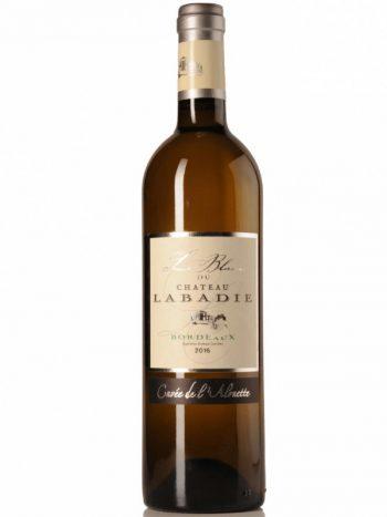 Bordeaux Blanc Chateau Labadie