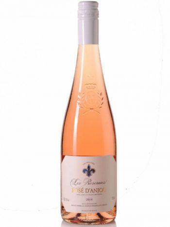 Les Roseraies Rosé D'Anjou Demi-Sec