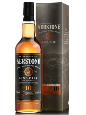 Land Cask Aerstone Whisky 10y