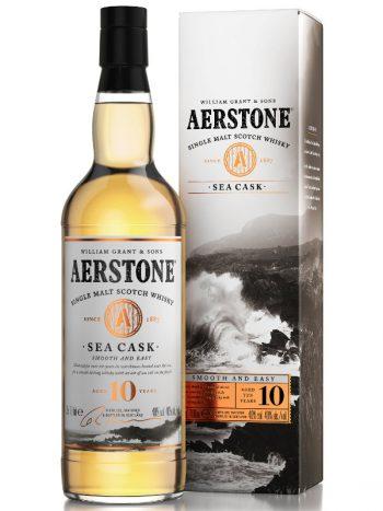 Sea Cask Aerstone Whisky