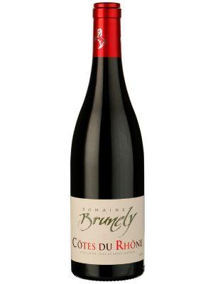 Côtes du Rhône Rouge Brunely