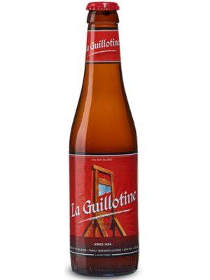 La Guillotine Blond