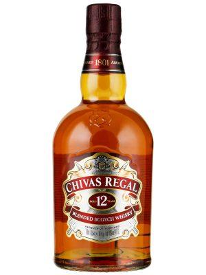 Chivas Regal Blended Scotch 12 yo
