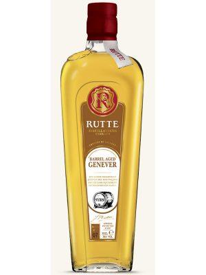 Barrel aged Jenever Rutte