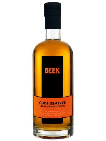Oude jenever Beek