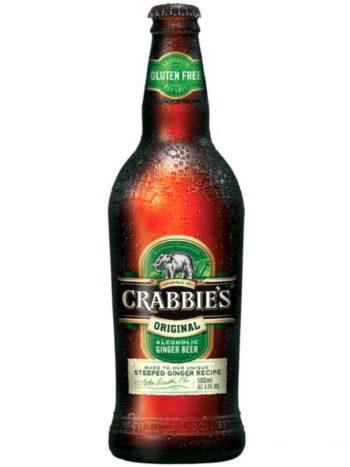 Gingerbeer Crabbie's