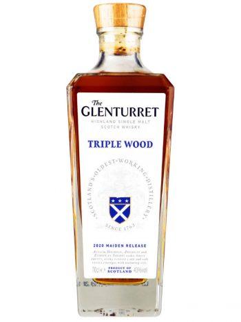 Glenturret Triple Wood Single Malt