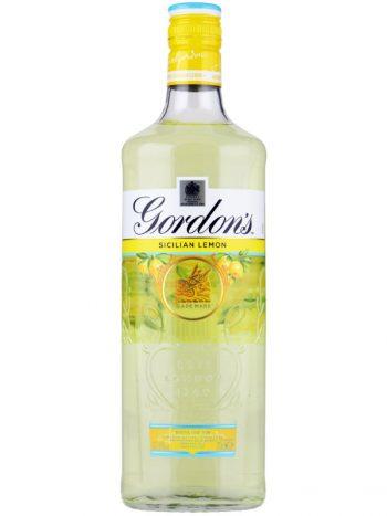 Sicilian Lemon Gordon's