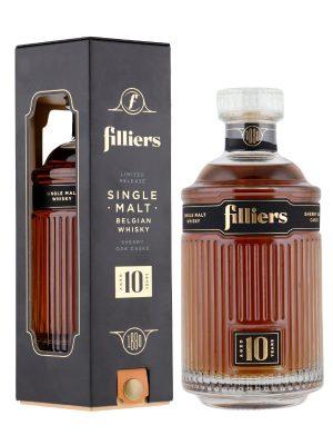 Filliers Sherry Oak 10yo Single malt Whisky