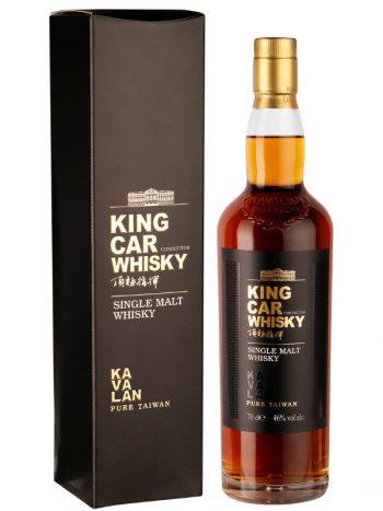 Kavalan King Car Single Malt Whisky Taiwan