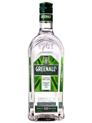 London dry gin Greenall's