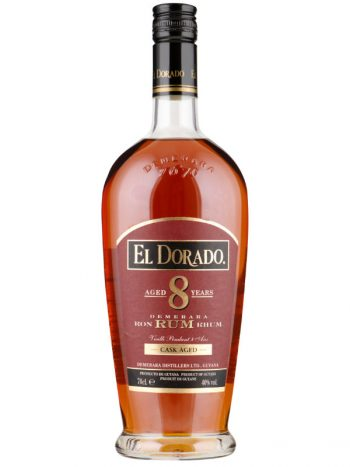 El Dorado Rum 8 jaar