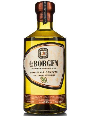 De Borgen Gin/ New Style Genever