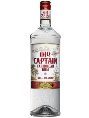 Old Captain Rum White