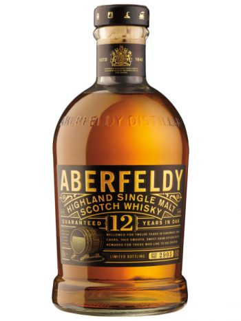 Aberfeldy Single malt 12y