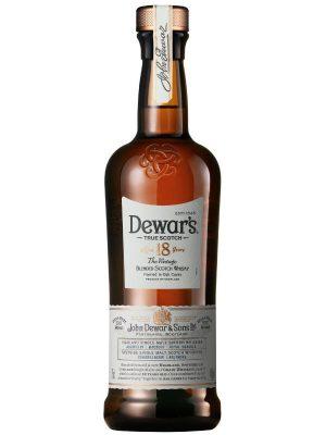 Dewar's 18 jaar