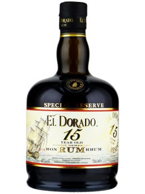 El Dorado rum 15 jaar