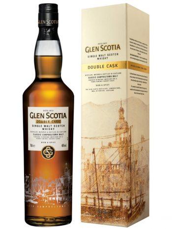 Glen Scotia met doos