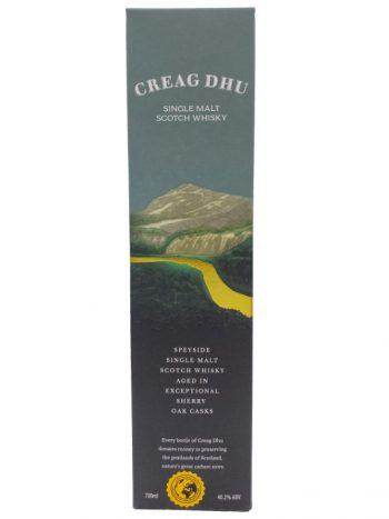 Creag Dhu Whisky Doos