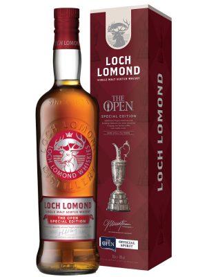 Loch Lomomnd Royal St Georges 2021